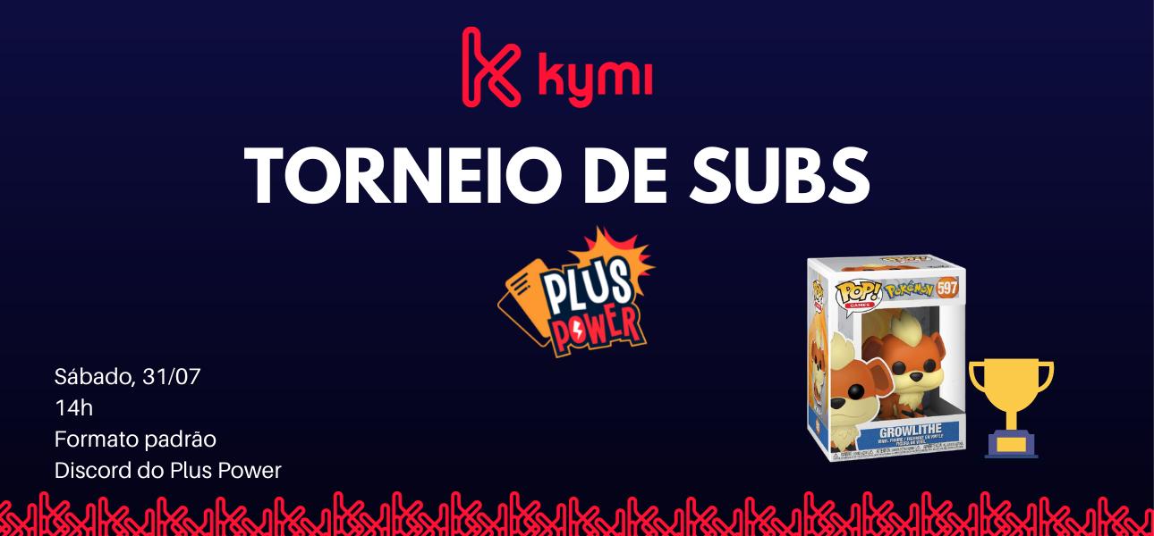 Torneio exclusivo dos subs do canal Plus Power!
